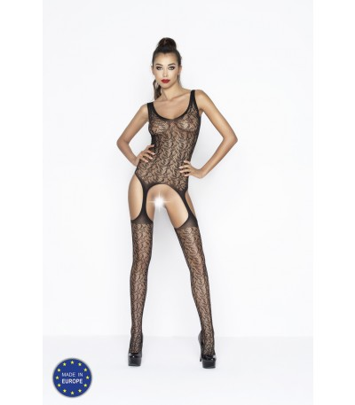Lace Bodystocking-BS043