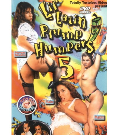 LATIN PLUMP HUMPERS #5
