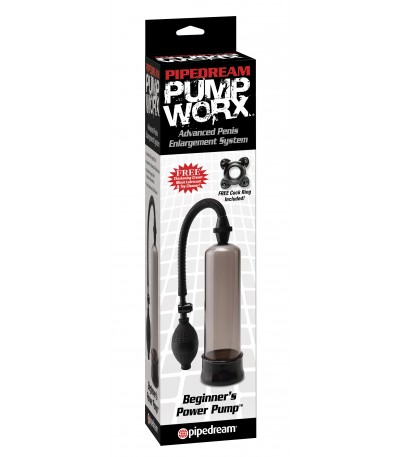 Pw Beginners Power Pump Black