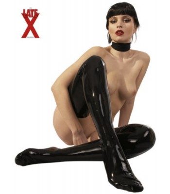 Rubber Legs-Black