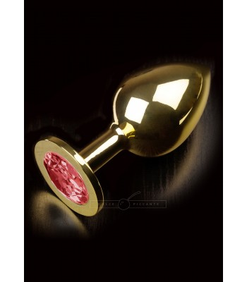 Jewellery Large Gold Ruby