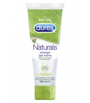 Durex Lube Natural Gel-100ml