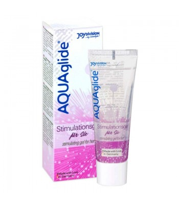 AQUAglide stimulating gel for her-25 ml