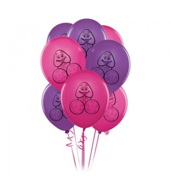 Bachelorette Party Favors Pecker Balloons