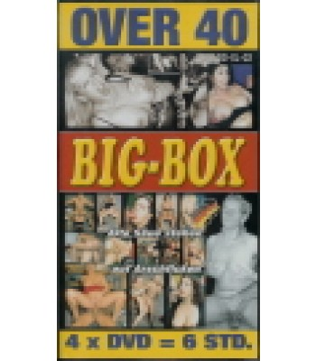 BIG BOX #4 OVER 40-4 DVD