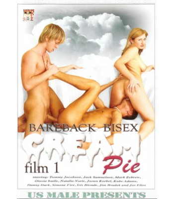 BAREBACK BISEX CREAM PIE #1