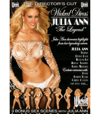 JULIA ANN-THE LEGEND