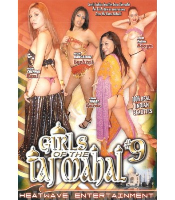 GIRLS OF THE TAJ MAHAL#9
