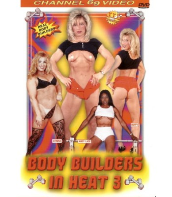 BODY BUILDERS IN HEAT #3