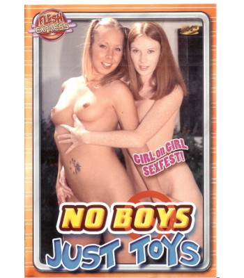 NO BOYS JUST TOYS #2