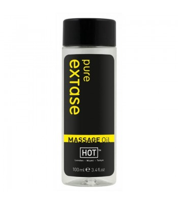 HOT MASSAGE OΙL Εxtase - 100ml
