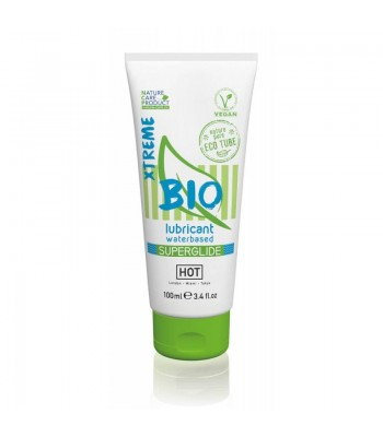 HOT BIO lubricant waterbased Superglide Xtreme -100 ml