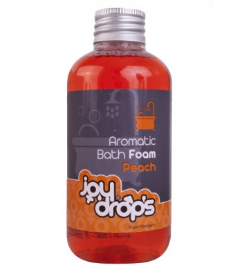 AROMATIC BATH FOAM-250ml - Peach