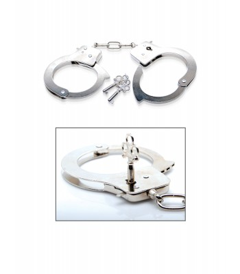 Limited Edition Metal Handcuffs
