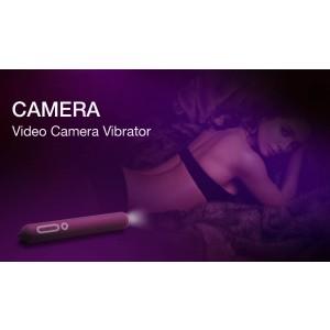 SWAKOM Siime-Violet-Camera Vibrator