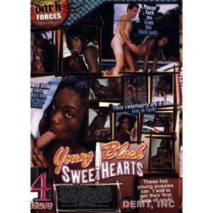 YOUNG BLACK SWEETHEARTS