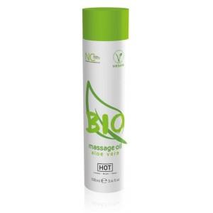 HOT BIO massage oil aloe vera 100 ml