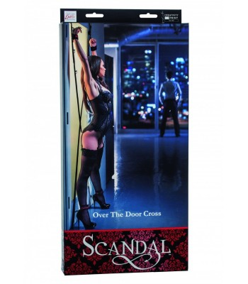 Scandal Over The Door Cross
