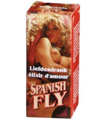 Spanish Fly-Red