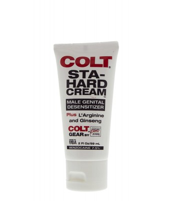 COLT Sta-Hard Cream - 59ml