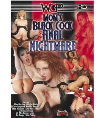 MOM'S BLACK COCK ANAL NIGHTMARE