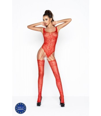 Lace Garter Bodystocking - BS034