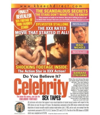 CELEBRITY SEX TAPES