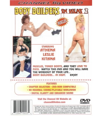BODY BUILDERS IN HEAT #2