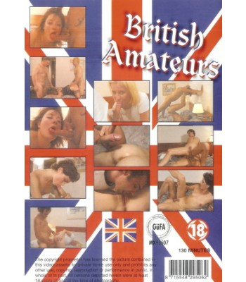 BRITISH AMATEURS-130 MIN