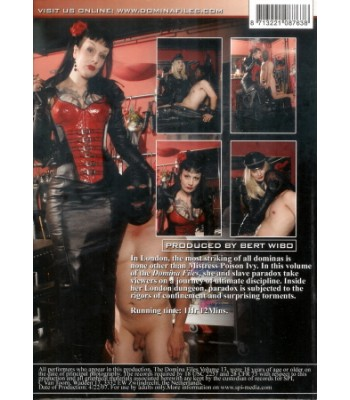 THE DOMINA FILES-VOLUME 13