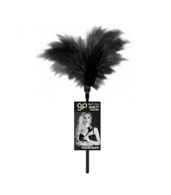 GP Small Feather Tickler Black