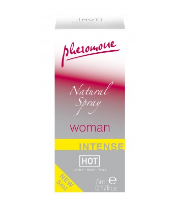 "HOT Woman Pheromon Natural Spray ""twilight intense""-5ml"