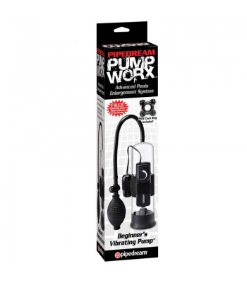 Pump Worx Beginner s Vibrating Pump