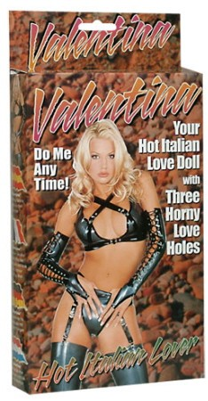 """""""Valentina Italia"""" Love Doll"""