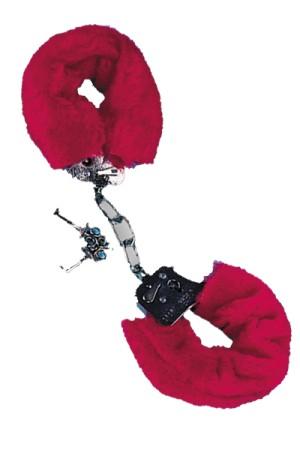 Love Cuffs-Red