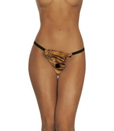 Ladies Tiger Pouch