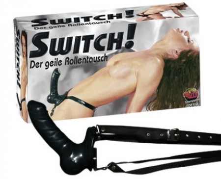Switch Latex Strap-On
