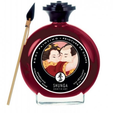 Champagne & Strawberry Body Painting 100ml