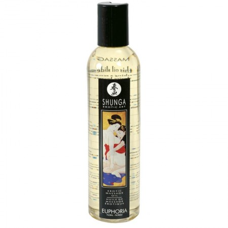 Shunga Massage Oil Euphoria
