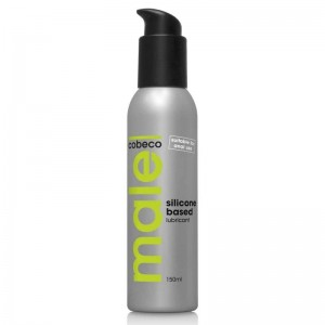 MALE silicone based lubricant - 150 ml