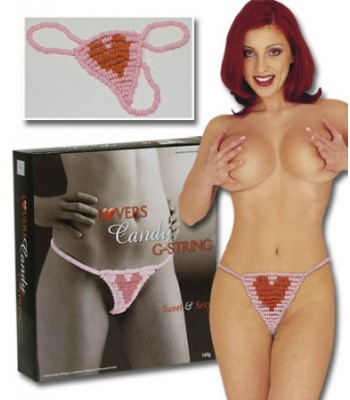 Lovers Candy G-String