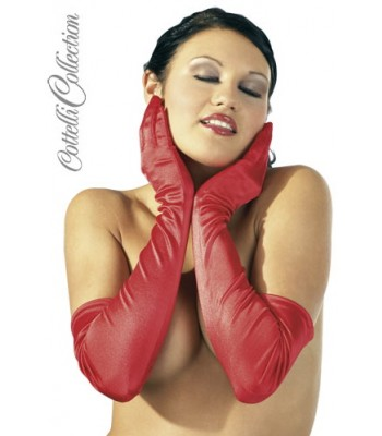 Gloves-Red