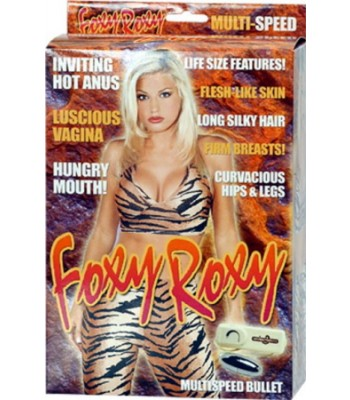 FOXY ROXY-LOVE DOLL
