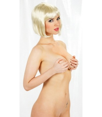 WIG-RESTYLE ABLE-BLONDE
