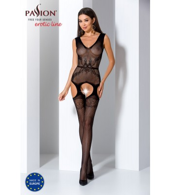 Lace Garter Bodystocking BS062