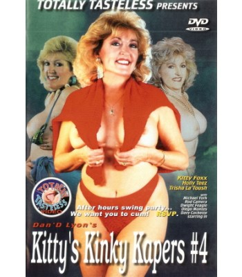KITTY'S KINKY KAPERS #4