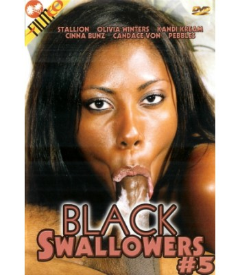 BLACK SWALLOWERS #5