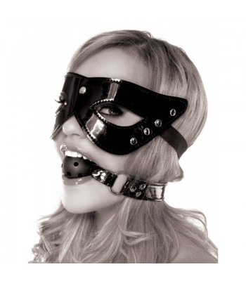 FF Limited Edition Masquerade Mask & Ball Gag