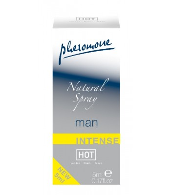 Hot Natural Man Pheromones Spray 5ml-Extra Strong