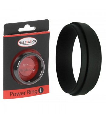 Malesation Power Ring L (Diameter : 4,5 cm)
